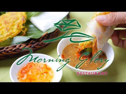 Promotion video for Morning Glory Restaurant